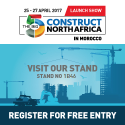 The BIG 5 Construct Africa